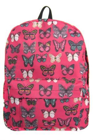 Рюкзак Махаоны Creative. Цвет: розовый