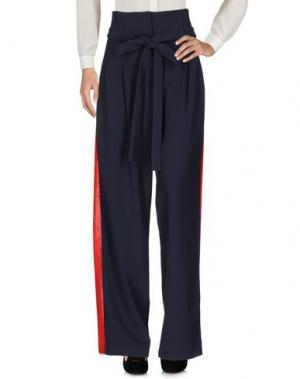 Повседневные брюки A.W.A.K.E.. Цвет: темно-синий