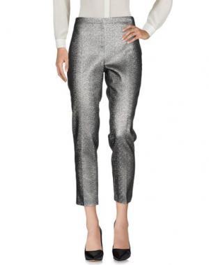 Повседневные брюки MAX & CO.. Цвет: свинцово-серый