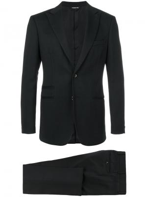 Официальный костюм Tonello. Цвет: чёрный