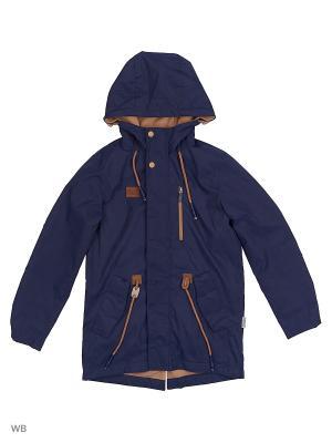 Куртки BOOM. Цвет: темно-синий