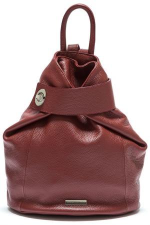 Рюкзак ANNA LUCHINI. Цвет: красный