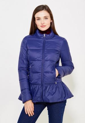 Куртка утепленная Rinascimento. Цвет: синий