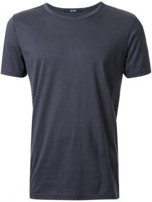 Базовая футболка Hl Heddie Lovu. Цвет: серый