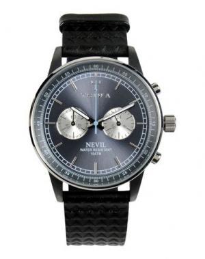 Наручные часы TRIWA. Цвет: стальной серый