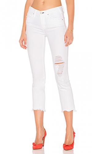 Укороченные джинсы valetta MCGUIRE. Цвет: none