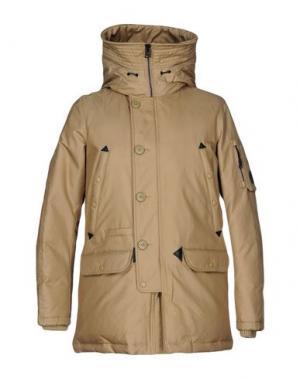 Куртка SPIEWAK. Цвет: бежевый