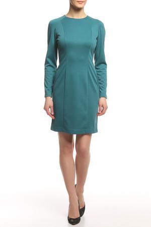 Платье трикотажное Rocawear. Цвет: зеленый