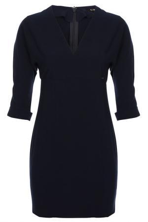 Платье C.N.C.. Цвет: синий