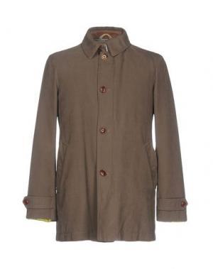 Куртка GEOSPIRIT. Цвет: хаки
