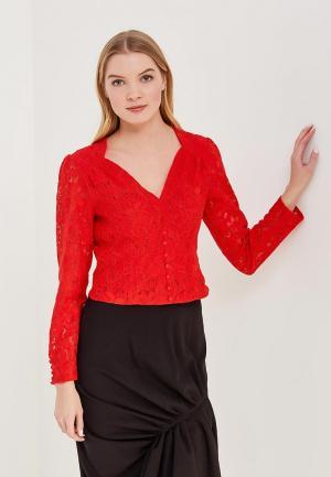 Блуза Sister Jane. Цвет: красный