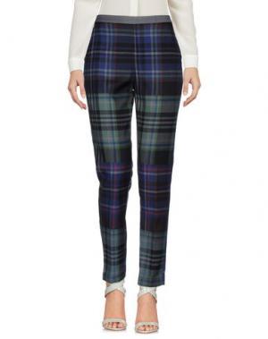 Повседневные брюки CLOVER CANYON. Цвет: темно-синий