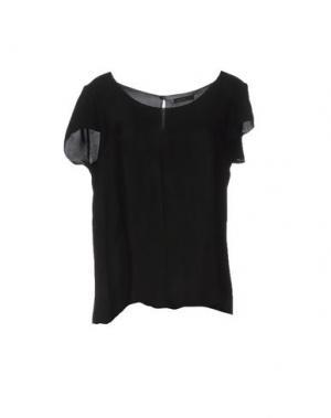 Блузка ALMERIA. Цвет: черный
