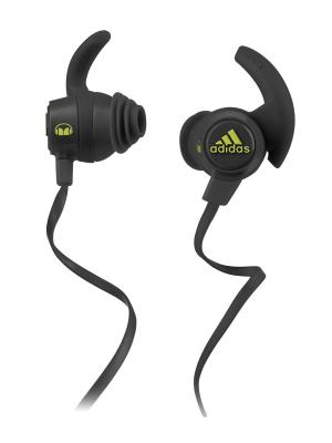 Наушники Monster Adidas Sport Response (Grey) In-Ear. Цвет: серый