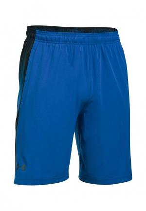 Шорты спортивные Under Armour. Цвет: синий