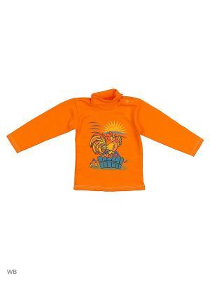 Джемпер Babycollection. Цвет: оранжевый
