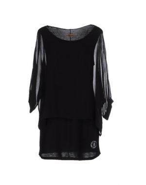Блузка BLEIFREI. Цвет: черный
