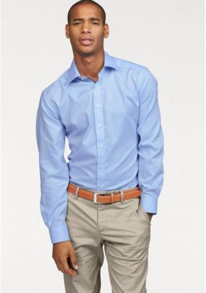 Рубашка Class International. Цвет: светло-синий