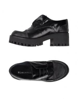 Обувь на шнурках BLACKMAIL. Цвет: черный
