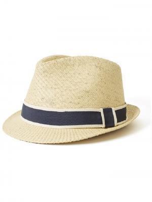 Шляпа Goorin Brothers. Цвет: темно-бежевый