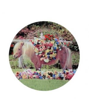 Декоративная тарелка SELETTI. Цвет: (-)