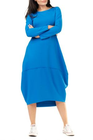 Dress Awama. Цвет: blue