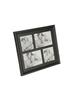 Рамка для фото 26x31 Home Visage. Цвет: черный