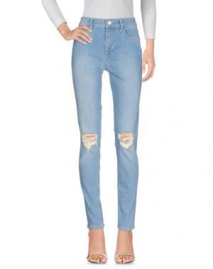 Джинсовые брюки FRENCH CONNECTION. Цвет: синий
