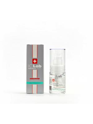 Аква-бустер I.C.Lab Individual cosmetic. Цвет: серебристый, белый, красный