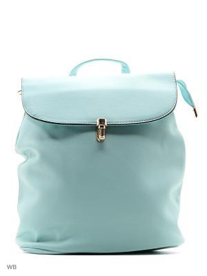 Рюкзак-сумка Sofiya. Цвет: зеленый