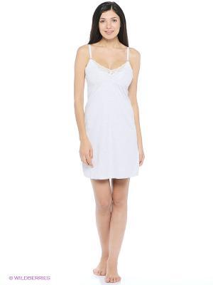 Ночная сорочка Women' Secret. Цвет: серый