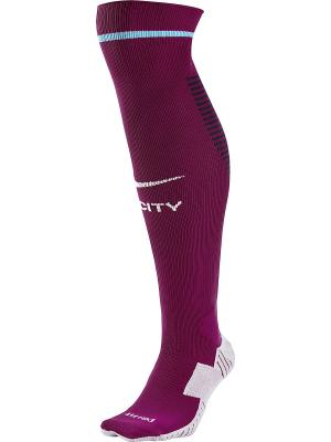 Гольфы MCFC U NK STADIUM OTC-HA3 Nike. Цвет: сливовый, белый