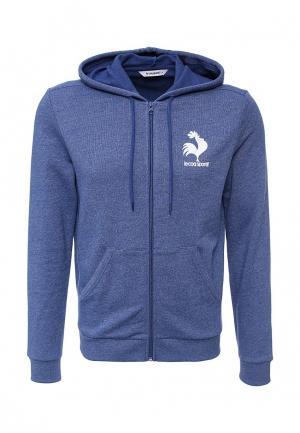 Толстовка Le Coq Sportif. Цвет: синий
