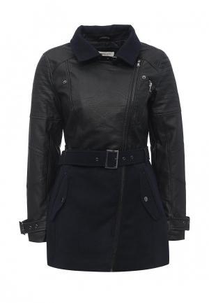 Пальто Urban Bliss. Цвет: черный