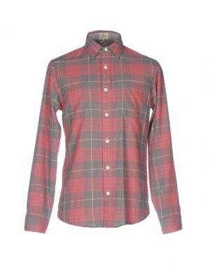 Pубашка FAHERTY. Цвет: серый
