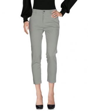 Повседневные брюки PEUTEREY. Цвет: зеленый-милитари