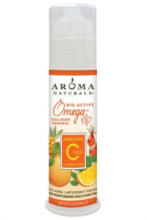 Крем с витамином AROMA NATURALS. Цвет: none