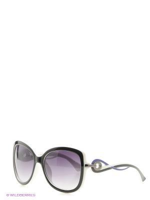 Солнцезащитные очки Vittorio Richi. Цвет: черный, белый
