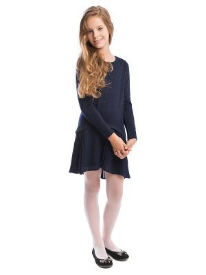 Платье трикотажное для девочек S`Cool