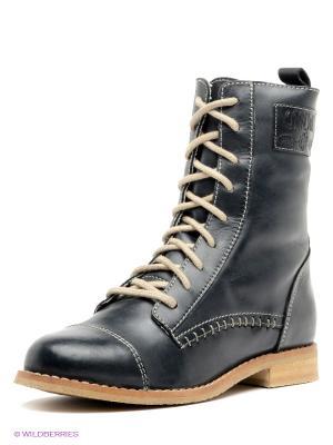 Ботинки COOLWAY. Цвет: темно-синий