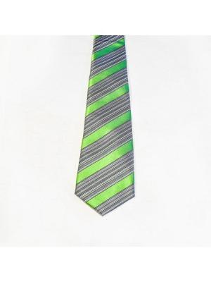 Галстук мужской btc. Цвет: зеленый