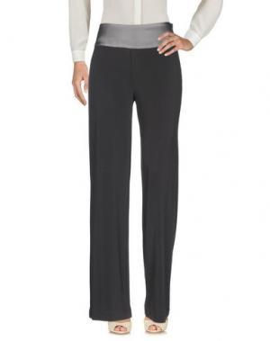Повседневные брюки BEATRICE. B. Цвет: свинцово-серый