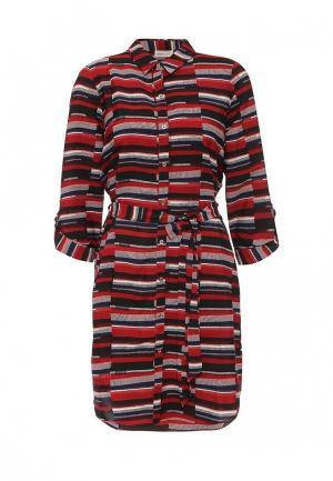 Платье Urban Bliss. Цвет: красный