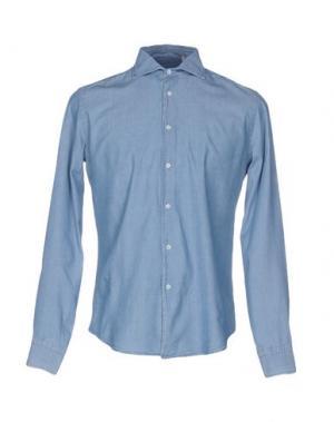 Pубашка WEST COAST. Цвет: синий