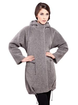 Куртка Grace ALWERO. Цвет: антрацитовый