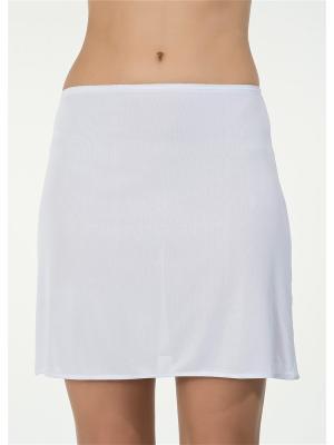Нижняя юбка Kom. Цвет: белый