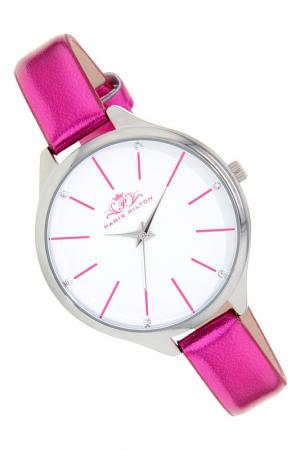 Watches Paris Hilton. Цвет: pink and white