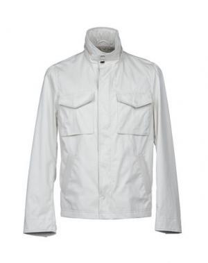 Куртка KIRED. Цвет: слоновая кость