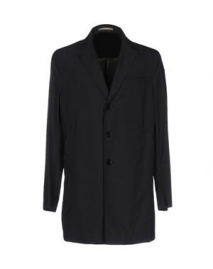 Легкое пальто PAOLONI. Цвет: черный