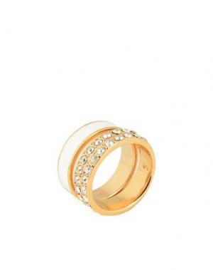 Кольцо CA&LOU. Цвет: белый